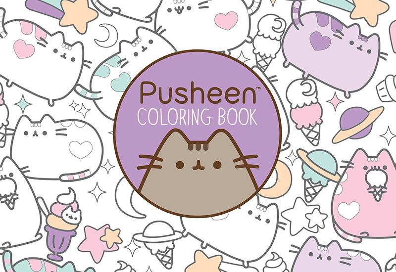- Pusheen-coloring-book Get Literary