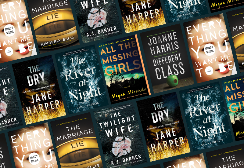 7 New Thrillers To Load Onto Your New eReader Immediately