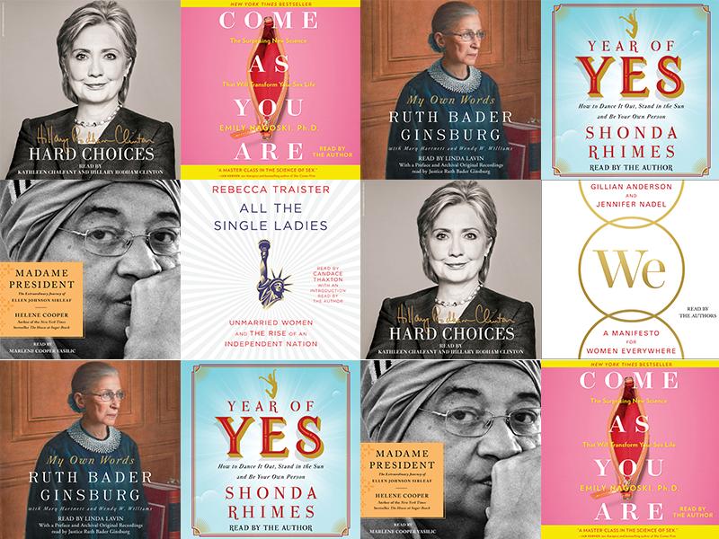 womens-day-audiobooks