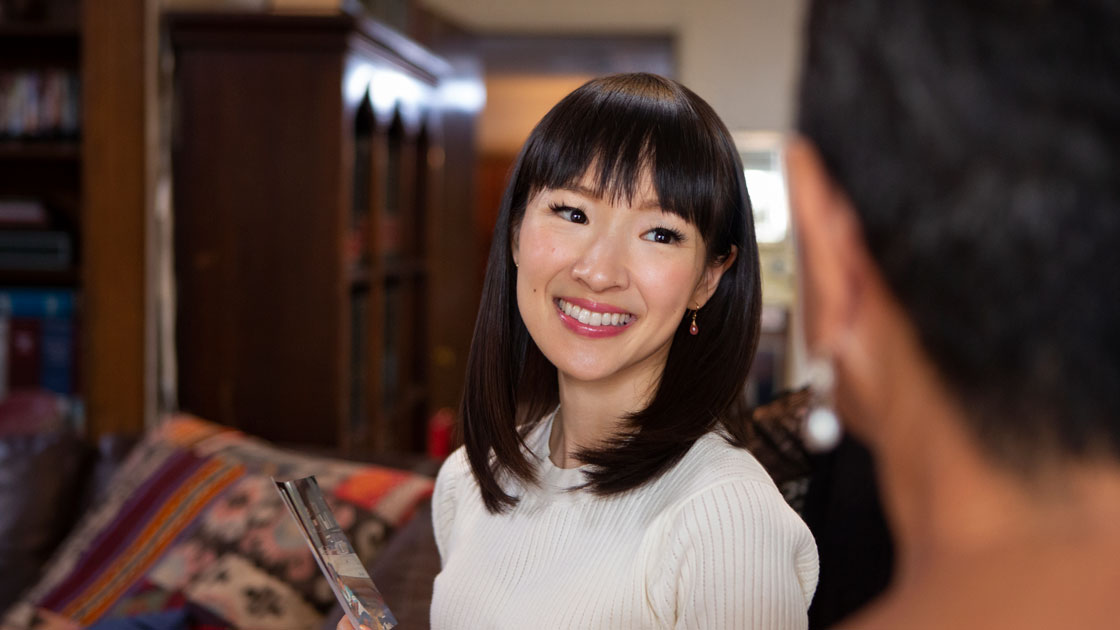 Get Lit Reacts to Tidying Up with Marie Kondo | Get Literary