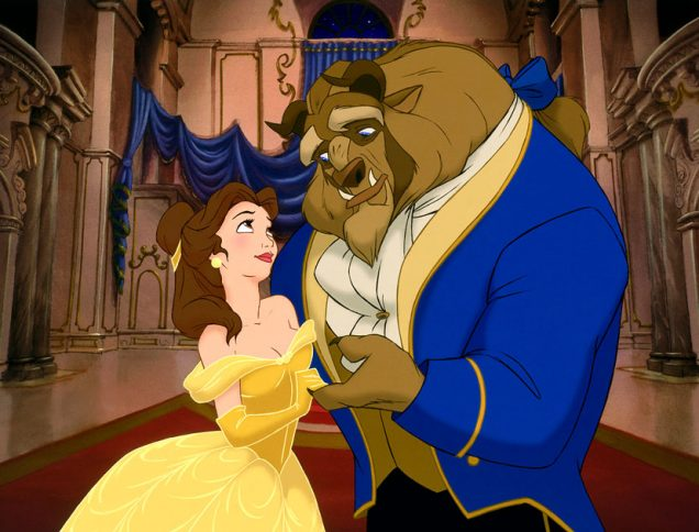 Once Upon a Time...5 Fairy Tale Retellings You'll Love   Beauty and the Beast   Image Source:Disney ABC Television Group