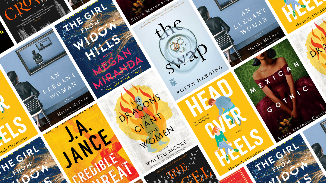Our 9 Most Anticipated New Reads of June 2020