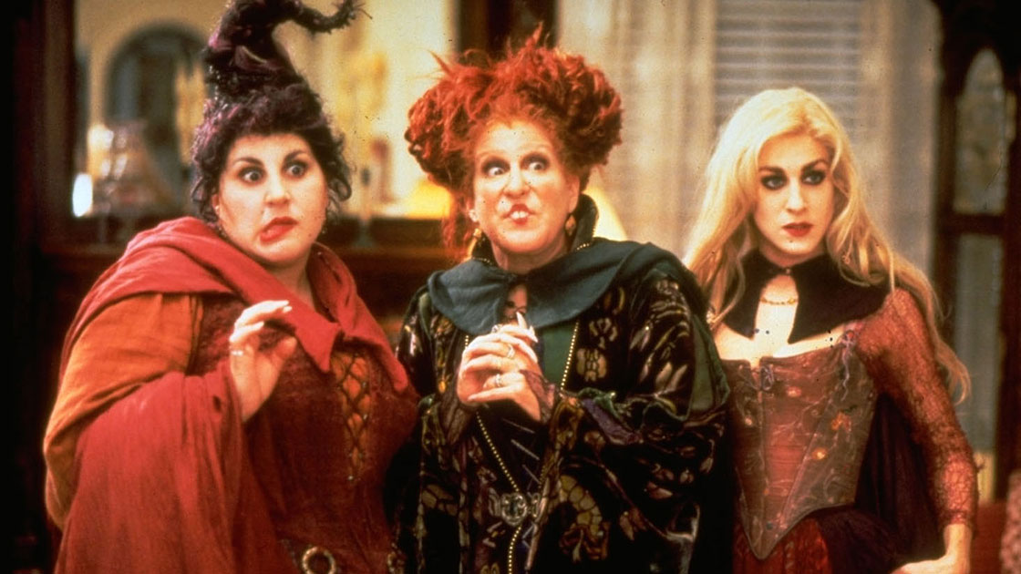 Witchy Reads for Hocus Pocus Fans that Will Put a Spell on You | Get Literary