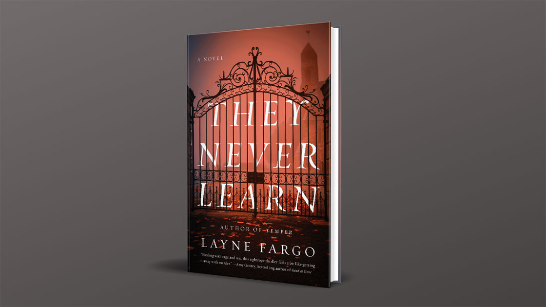 They Never Learn Excerpt: A Feminist Serial Killer Thriller, Perfect for Fans of Killing Eve